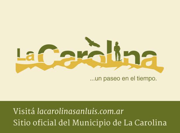 Visitá la pagina oficial de La Carolina